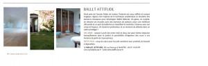 Ballet Attitude est dans l'édition d'été de Numéro Chik / Nantes